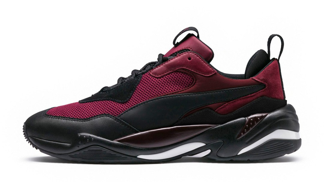 The Puma Thunder Spectra  Burgundy  is Next - WearTesters 2f6aa79db