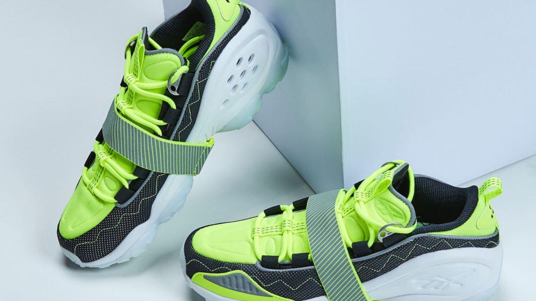 quality design 0545c dc557 winiche mita sneakers reebok dmx run 10