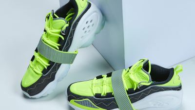 First Look at the Winiche x mita sneakers x Reebok DMX Run 10 9c87dc1c2