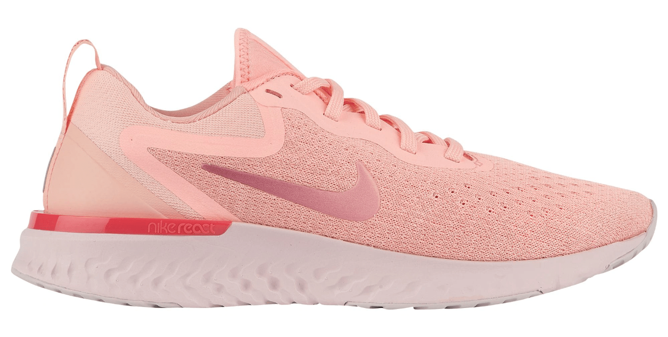 womens nike odyssey react rust pink - WearTesters 6b61ae9bd