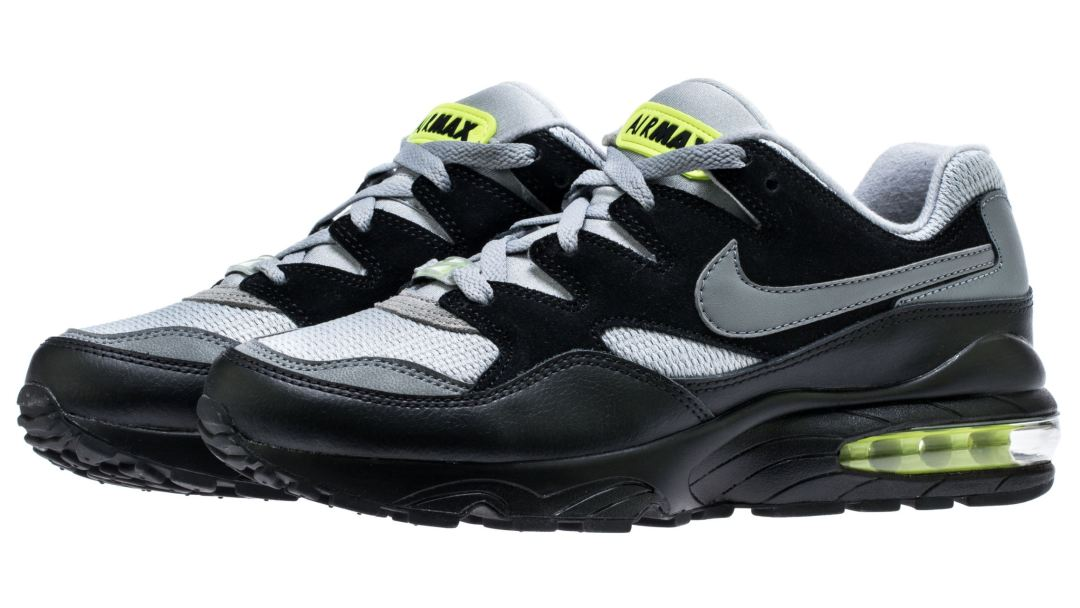 1e34b7dd7217e6 The Nike Air Max 94 Releases Silently in Two Colorways - WearTesters