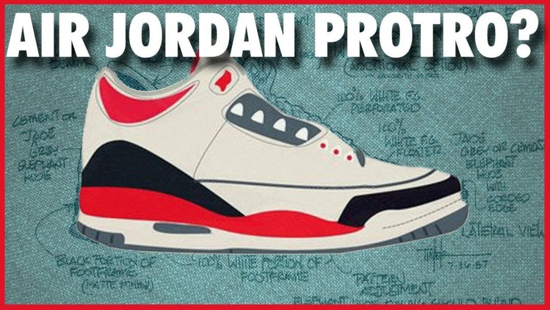 9edf405f8bd7a Air Jordan Protro
