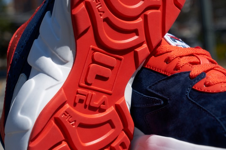Fila mindblower red navy