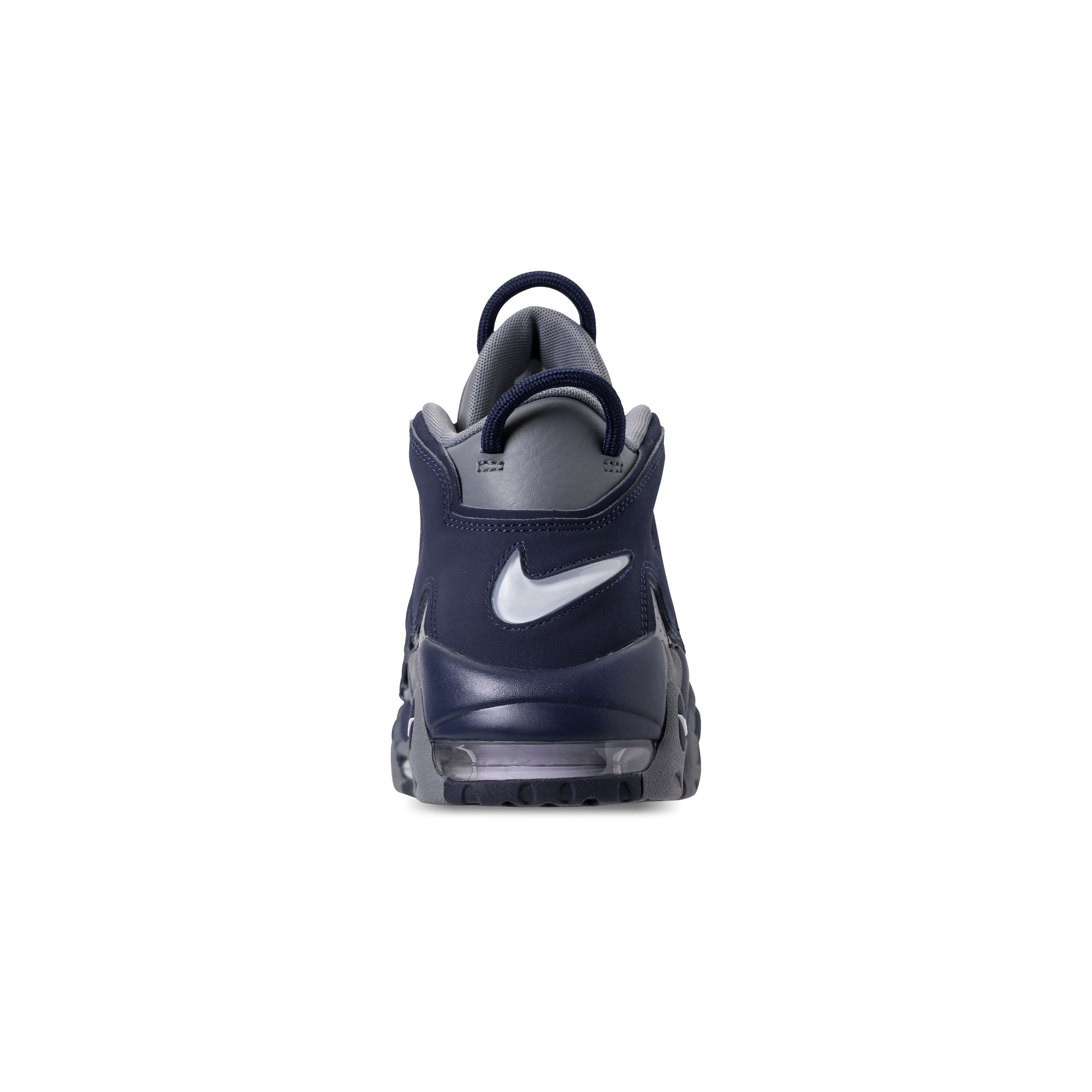 00a07bb50b8338 NIKE AIR MORE UPTEMPO  96 COOL GREY WHITE-MIDNIGHT NAVY 3 - WearTesters