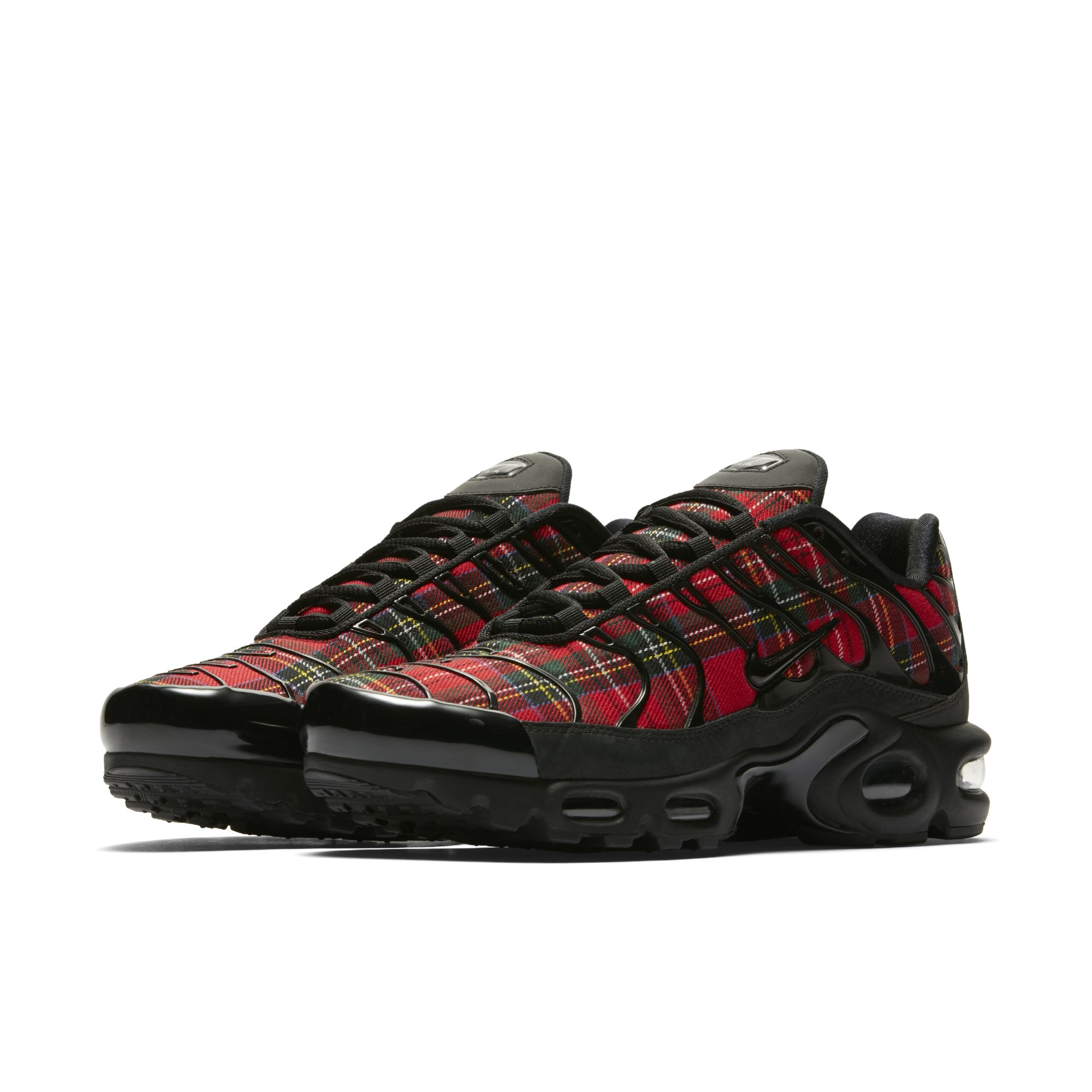921299ceff4a NIKE WMNS AIR MAX PLUS TN SE TARTAN BLACK-BLACK-UNIVERSITY RED 1 ...