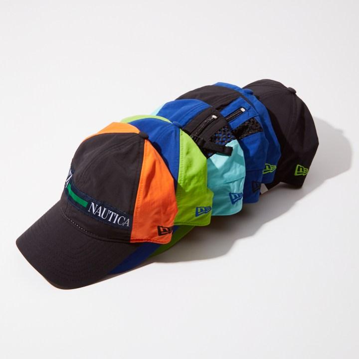 New era nautica scuba hats