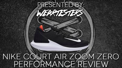 Nike Court Air Zoom Zero HC Performance Review