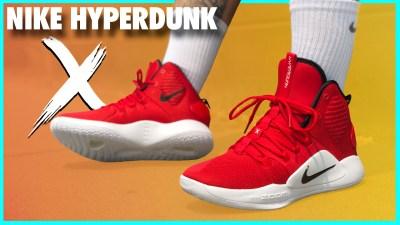 Nike Hyperdunk X review