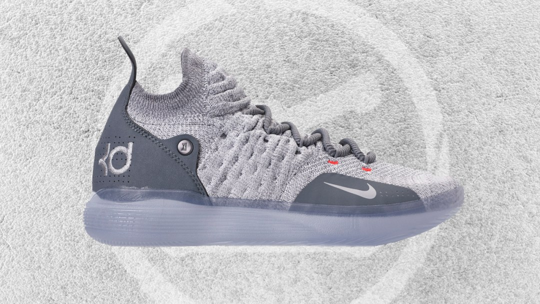 online store 628a6 f8955 The Nike KD 11 to Come in  Cool Grey  - WearTesters