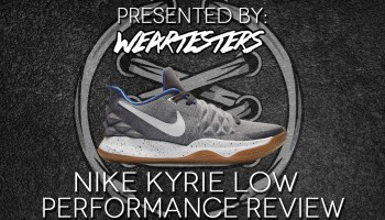 size 40 cf7e1 fe255 Nike Kyrie Low 2 Performance Review - WearTesters