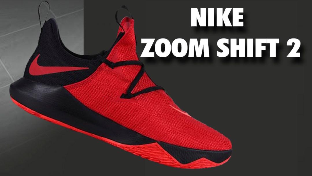 ae1ccbee7ee The Nike Zoom Shift 2 Has Released Overseas - WearTesters
