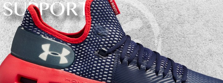 new products 5caf7 5ee5d Under Armour HOVR Havoc performance review support