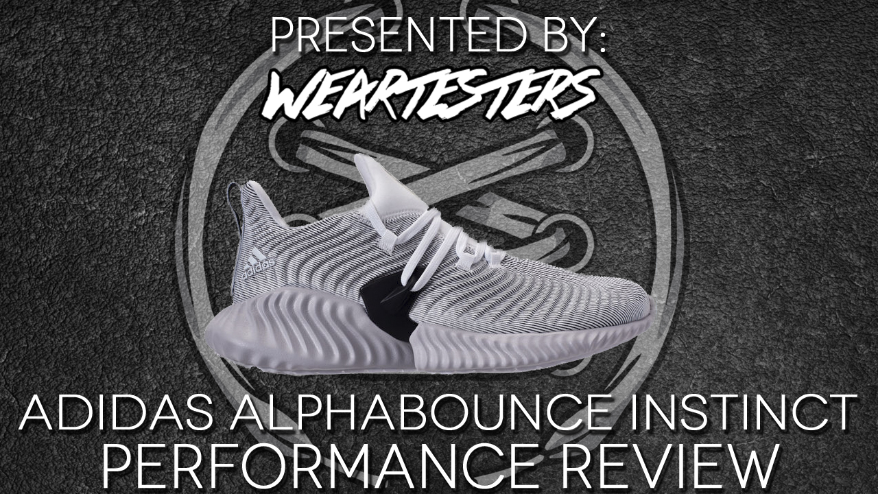 79208bbfa45d adidas AlphaBounce Instinct Performance Review duke4005. Aug30