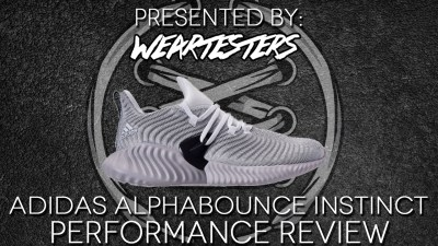 adidas AlphaBounce Instinct Performance Review duke4005
