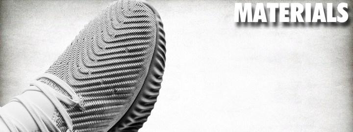 adidas AlphaBounce Instinct Performance Review materials
