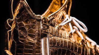 gold lebron 15 the shoe surgeon lebron james 30k