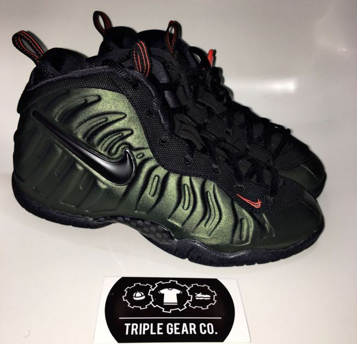 9db126a1bb3 The Nike Air Foamposite Pro  Sequoia  Release Date is Official ...