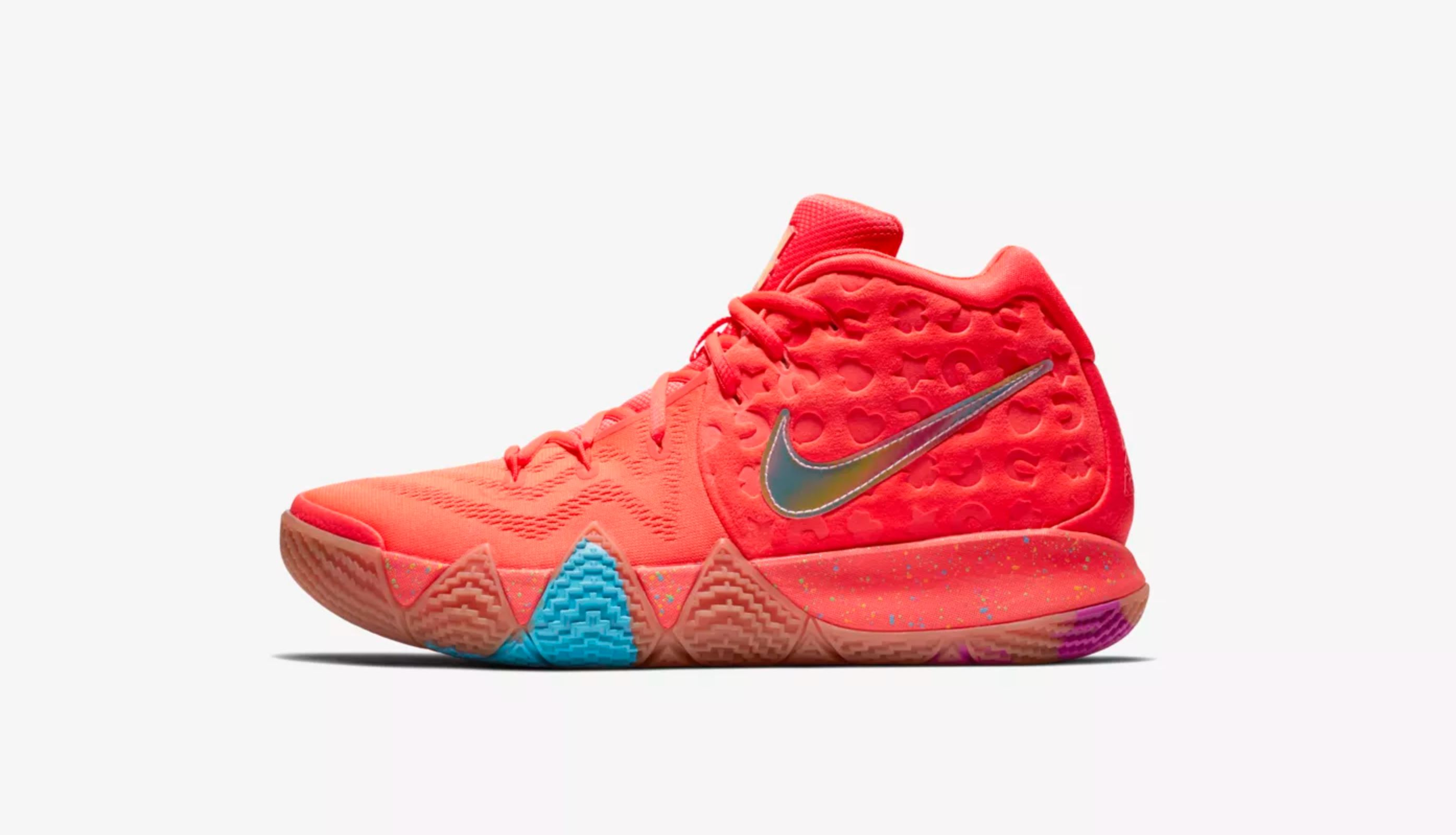 d57673cec08c nike kyrie 4 lucky charms - WearTesters