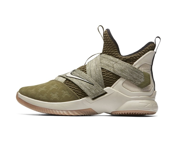 nike lebron soldier 12 olive release date