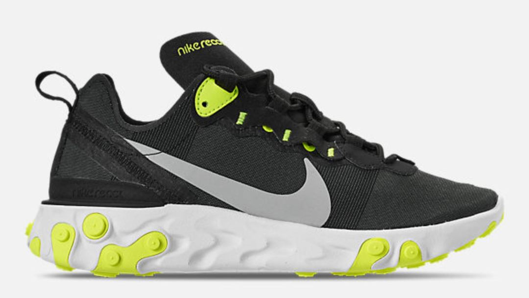 on sale e169e 54cb2 nike react element 55 womens