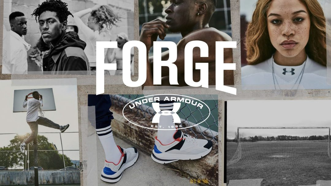 under armour UA Sportstyle pioneers forge