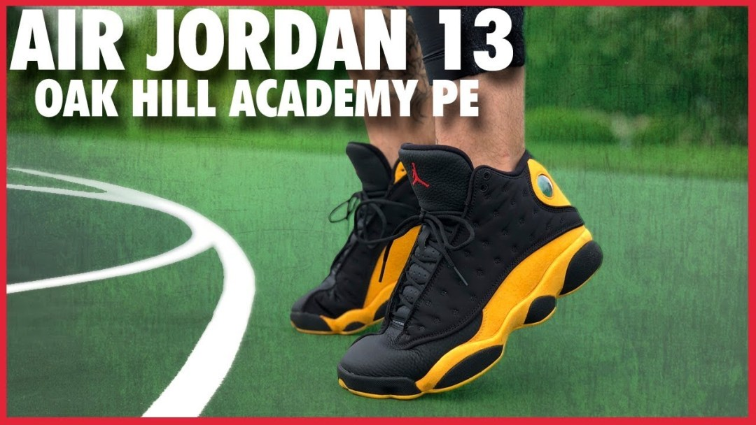 online retailer 5c4f8 aa6ba Air Jordan 13  Class of 2002    Detailed Look and Review - WearTesters