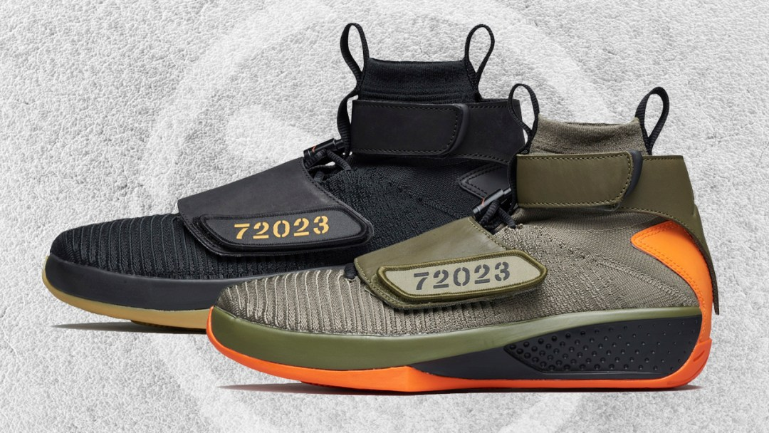 cb7de084ca1ed3 The Air Jordan 20 Gets the Flyknit Treatment for Carmelo Anthony ...
