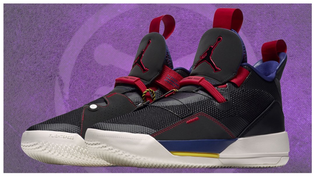 An Official Look at the Air Jordan 33  Tech Pack  - WearTesters 9715bf269
