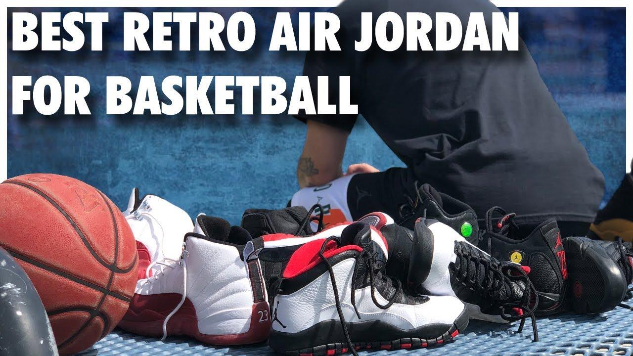 5cef759f0584b3 For Retro Basketball Weartesters Air The Best Jordans BnwaI4 ...