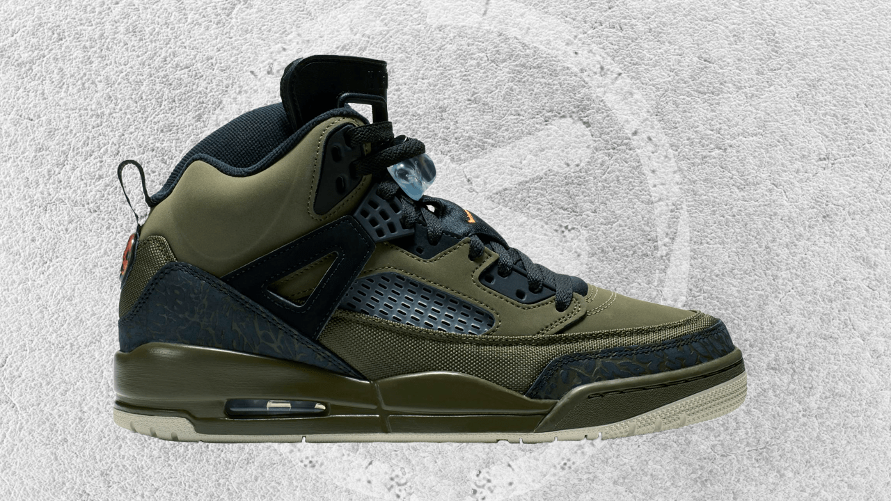 This Olive Green Jordan Spizike May Be Dropping Soon - WearTesters 78566d7f2ed