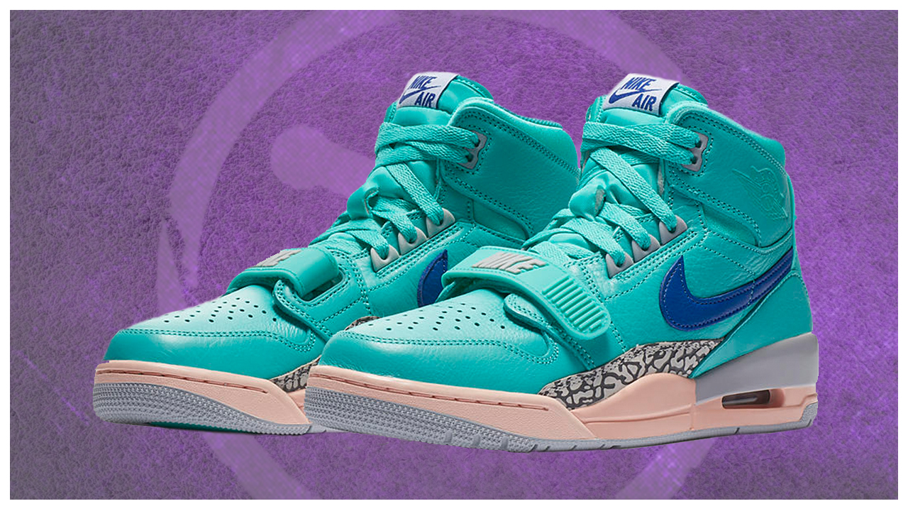 2ba486801ff ... Legacy 312 'Rookie of the Year' has leaked. Jordan Brand / Kicks Off  Court / Lifestyle / Retro Lifestyle ...