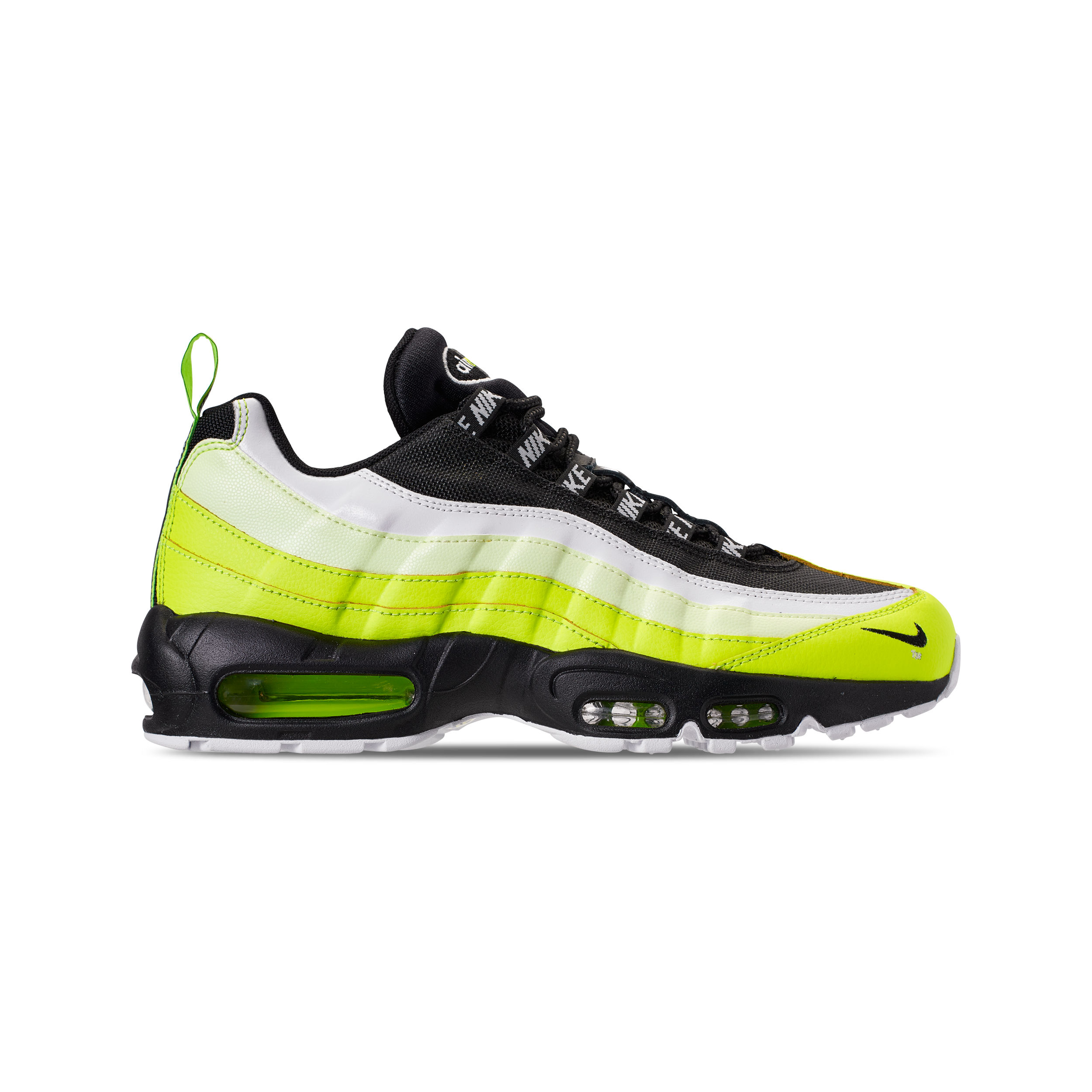 Nike Vapormax 2 All White Premium Air Max 95 Volt Black Glow Barely Off