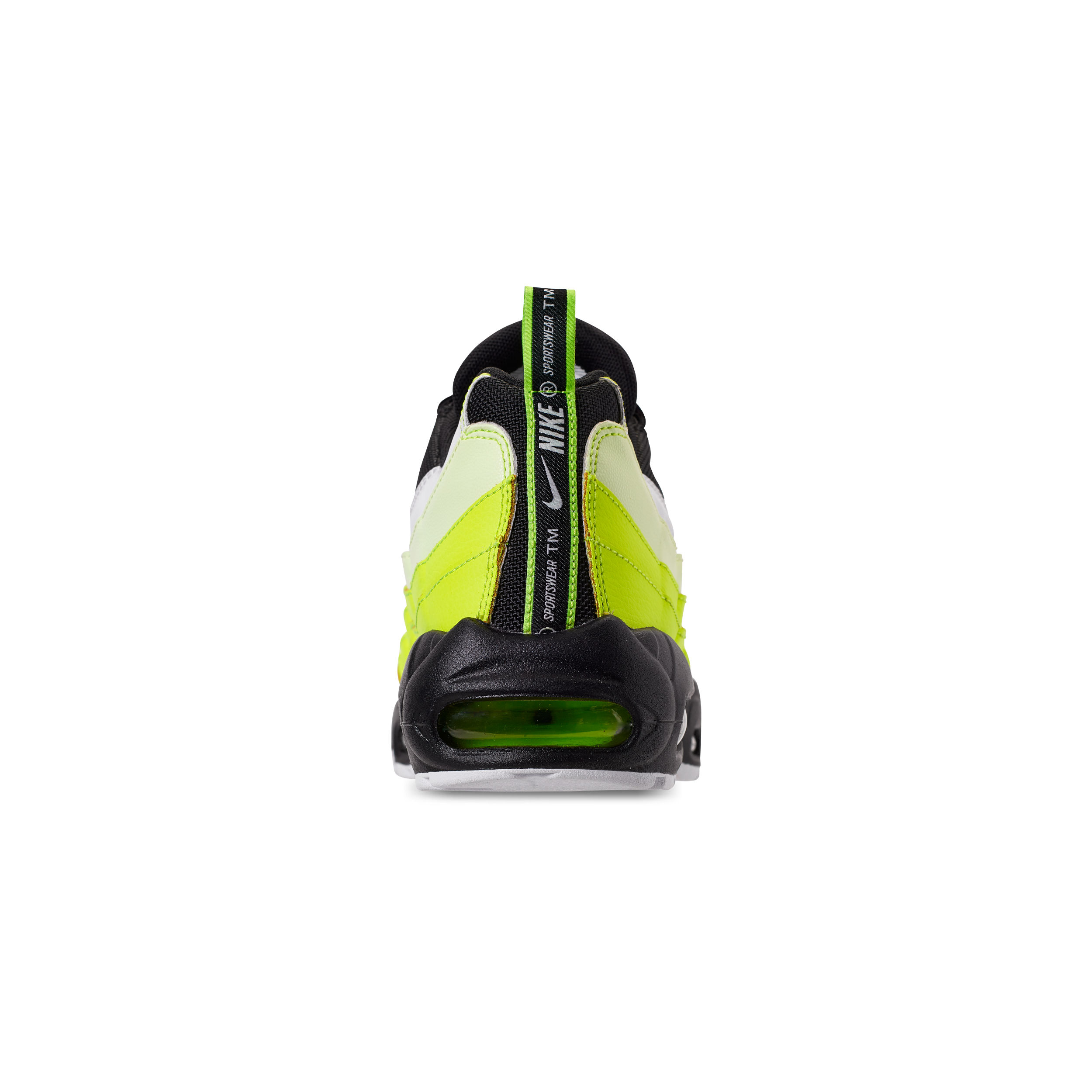 outlet store 7d0cf 92bb6 NIKE AIR MAX 95 PREMIUM VOLT   BLACK-VOLT GLOW-BARELY VOLT OFF WHITE 4