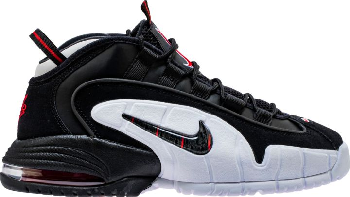 online store d1484 7bc8e You can find the Nike Air Max Penny 1  Miami Heat  available now at  ShoePalace.com for  160.