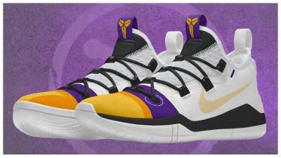 959337c3bdc3 Kobe Bryant s Nike Kobe AD Exodus is Now Available for Customization on  NIKEiD