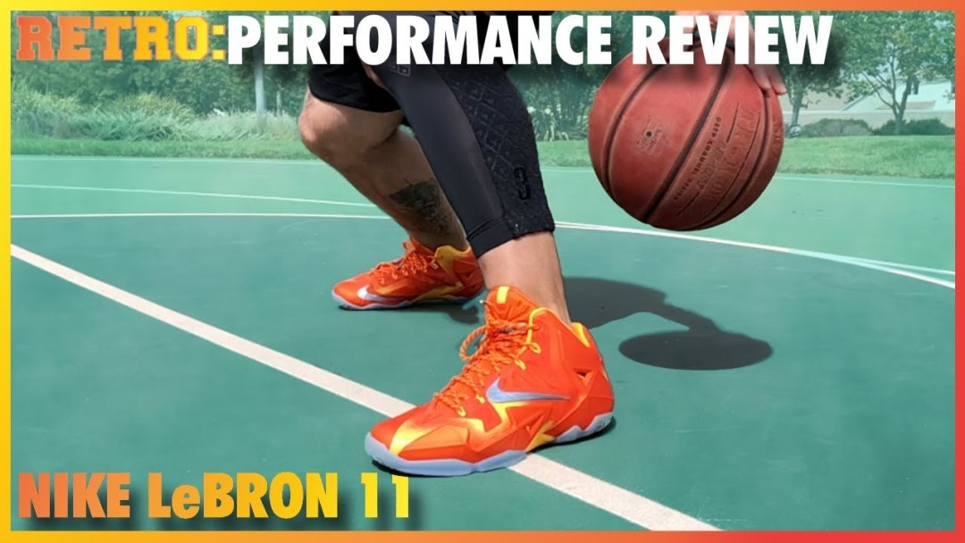 c7ee82c20dae Revisiting the Nike LeBron 11