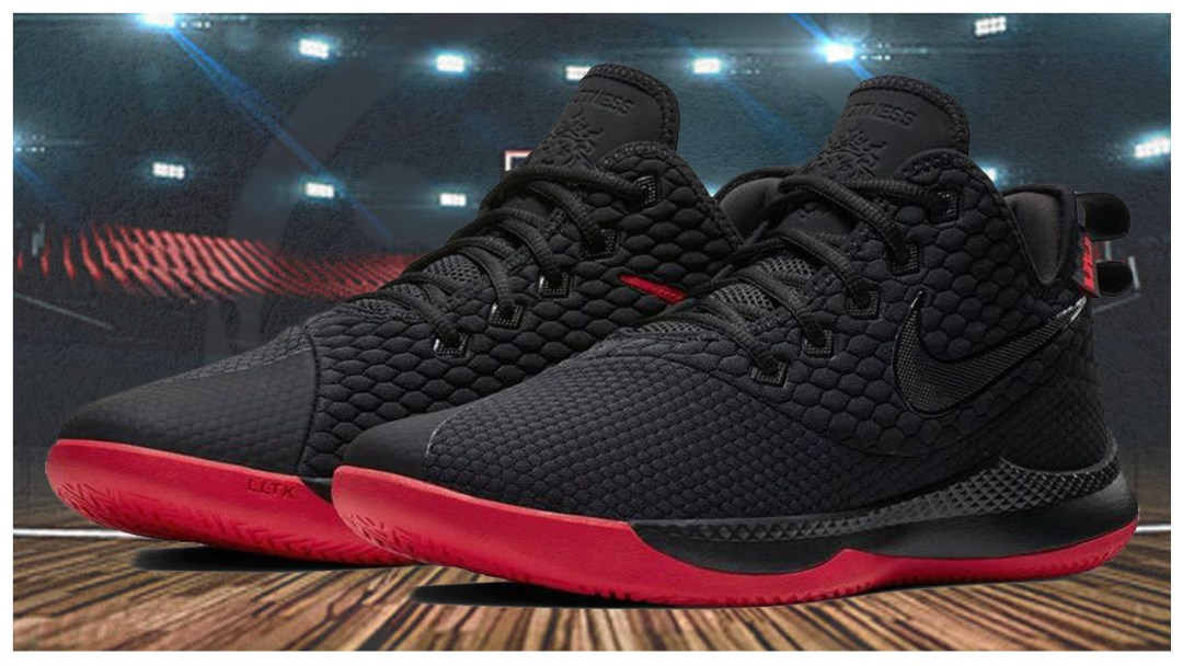 sale retailer fae90 06c90 The Latest LeBron Shoe, the Witness 3, Retails for Under  100 ...
