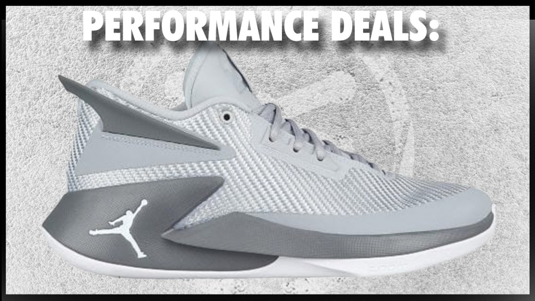 23412c19a8b2 Performance Deals  The Jordan Fly Lockdown is Now Under  100 ...