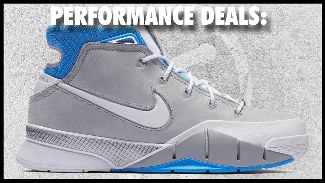 e2adf8bc36b8 Performance Deals  The Nike Kobe 1 Protro  MPLS  is Now Under  150 ...