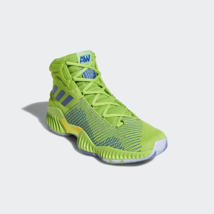 2b026ce77 Check Out Andrew Wiggins  adidas Pro Bounce PE - WearTesters