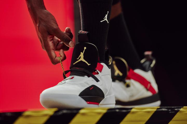 air jordan 33 fast fit