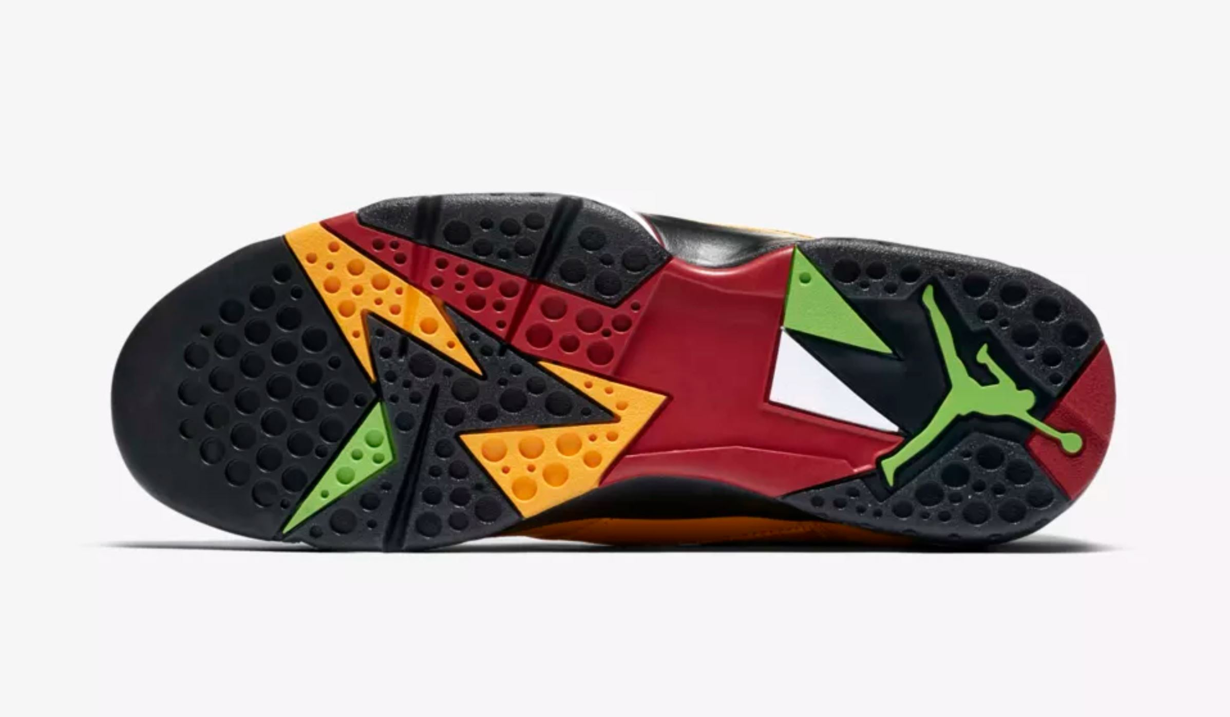 bd16167cd4adf2 air jordan 7 low taxi outsole - WearTesters