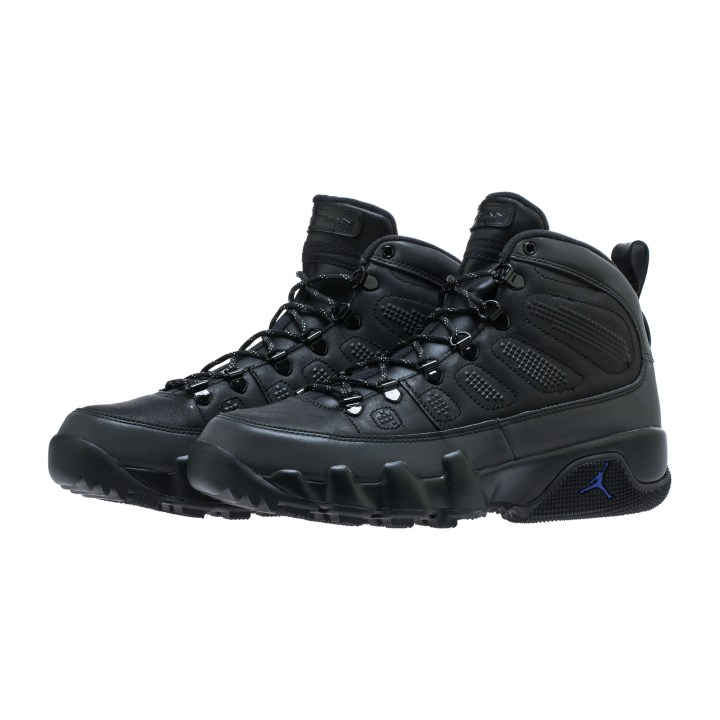 air jordan 9 boot nrg black concord