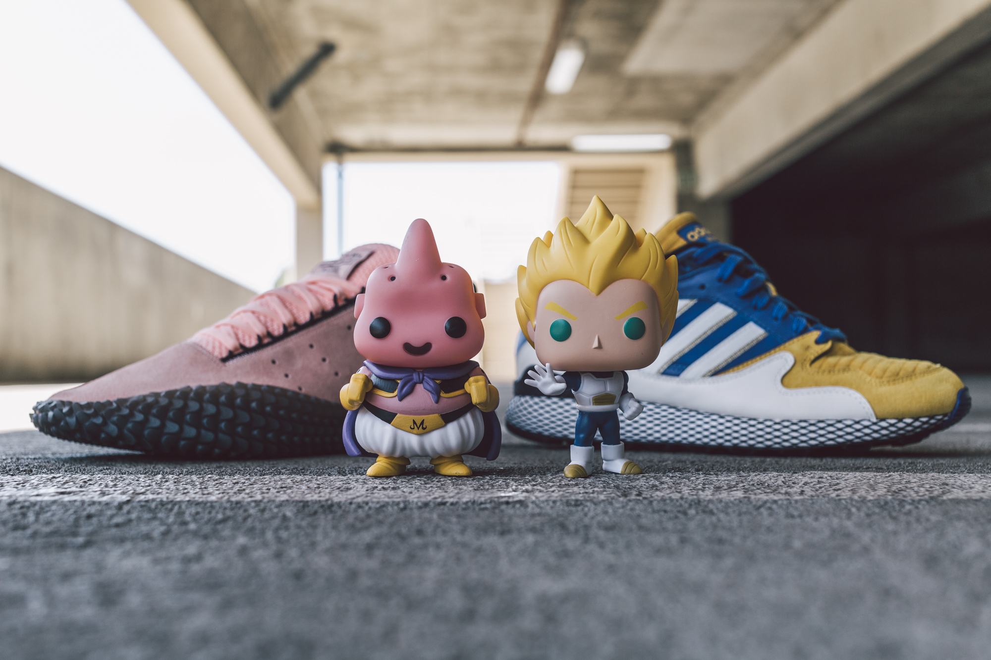 more photos b48e7 b6f04 dragon ball z adidas vegeta majin buu