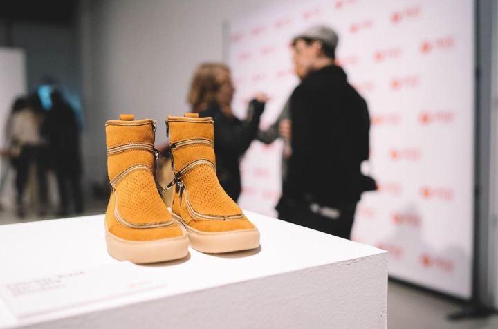 fini shoes NYFW 2018