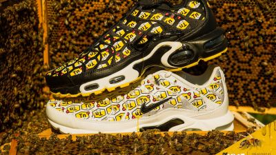 nike air max plus hive pack champs