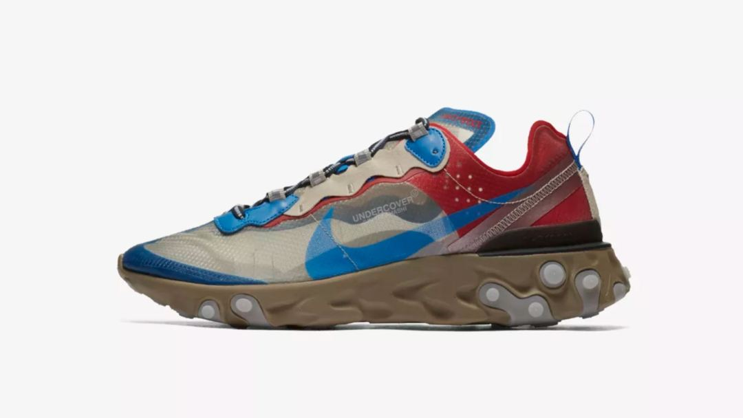 cec81912911d The Nike React Element 87 x UNDERCOVER to Release This Week ...