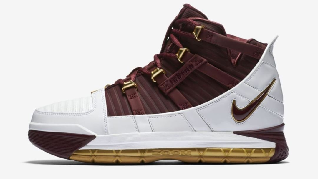 749d235d2517 LeBron Wears Upcoming Zoom LeBron 3  CTK  QS to Unbox the LeBron 16 ...