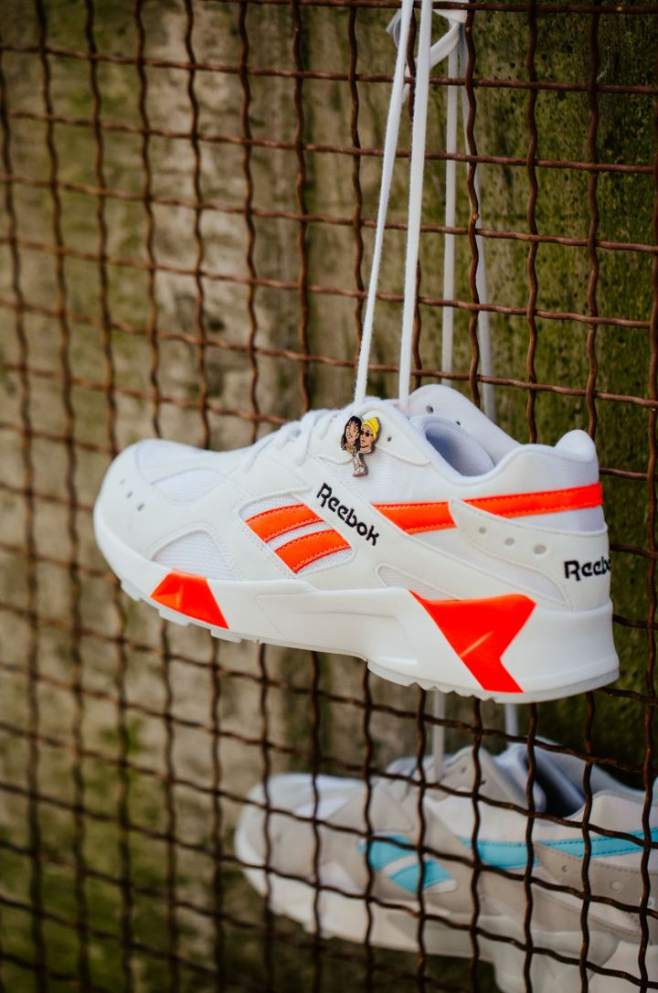 pintrill reebok aztrek pin set
