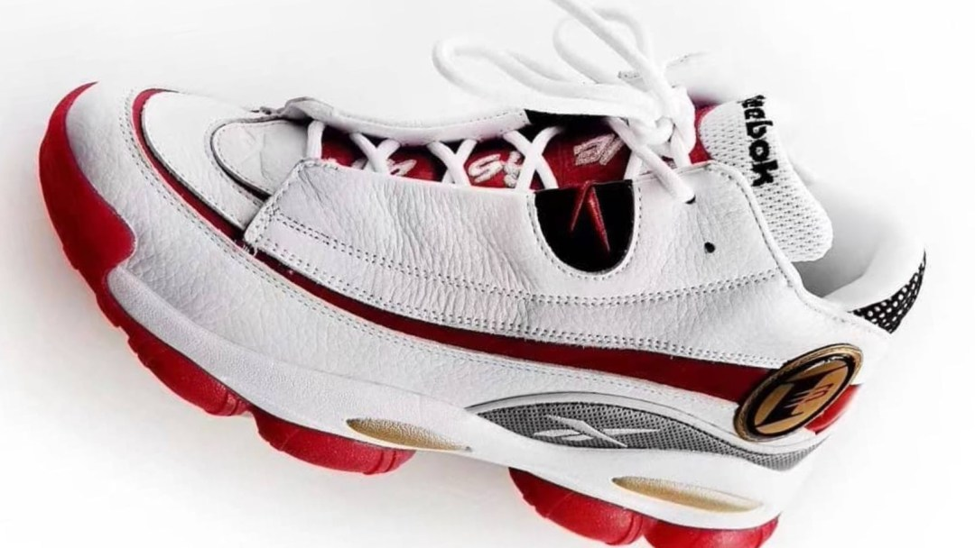 da5a8c4e914ff6 Allen Iverson s Reebok Answer 1  White Red  is Dropping After a 20 ...